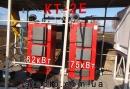 KT-2E 62 75 kWt Zaporozhe 2013 котел Михайловка теплица 62 и 75 кВт