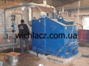 Wichlacz KW-GSN 250 kWt zavod Aleksandria котел на заводе в Александрие