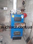 Wichlacz GK-1 38  кВт CTO Zaporozhe СТО котел СТО Автомойка Запорожье Балабино