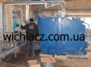 Wichlacz KW-GSN 250 kWt zavod Aleksandria котел на заводе в Александрие 2