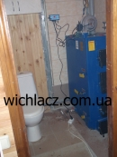 Wichlacz GK-1 13 kWt dom Zaporozhe котел дом дача Запорожье 1