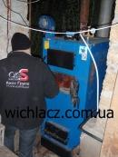 Wichlacz GK-1 50 kWt Zaporozhe котел теплица Запорожье 3