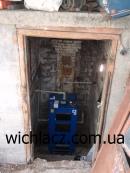 Wichlacz GK-1 50  kWt CTO Zaporozhe 2 котел на СТО в Запорожье