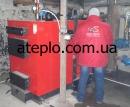 KT-3E 125 кВт kotel Соленое Днепропетровской обл мебельная фабрика
