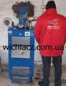 Wichlacz GK-1 25  кВт котел Запорожье Васильевка Подгорное Zaporozhe